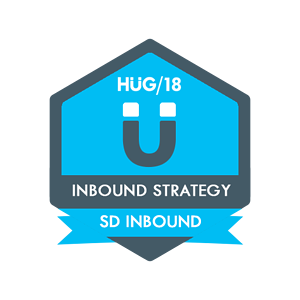 HUG Inbound Badge