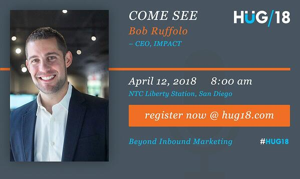 SDHUG_SpeakerAnnouncement_Bob_HUG18