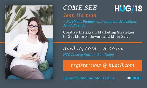 SDHUG_SpeakerAnnouncement_Jenn_HUG18