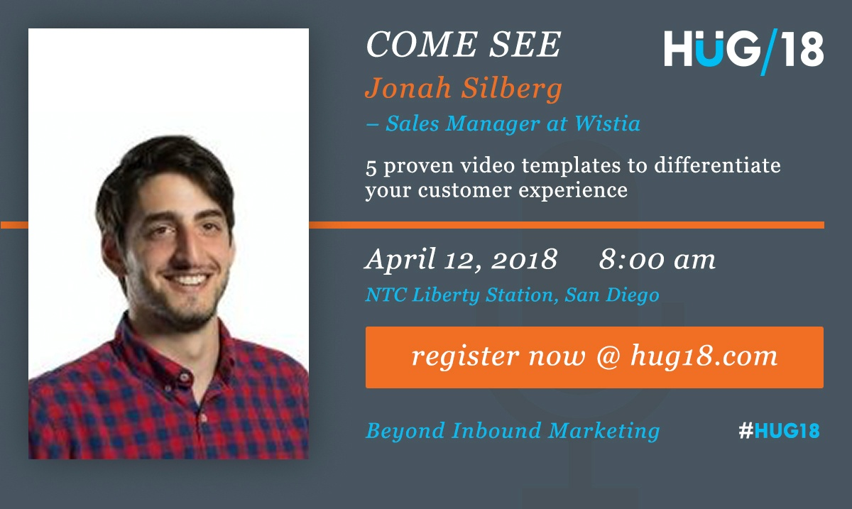 SDHUG_SpeakerAnnouncement_Jonah_HUG18