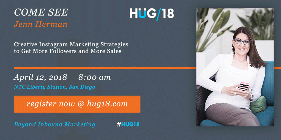 SDHUG_SpeakerAnnouncement_Jenn_HUG18_V2